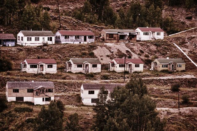 Gilman: The mining town in Colorado