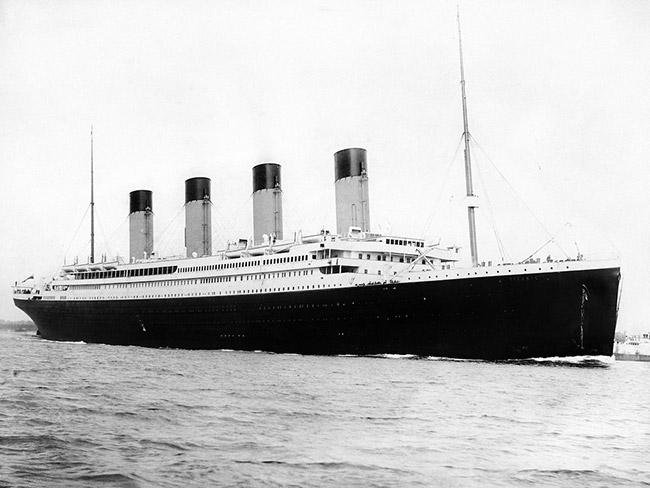 Titanic II, an exact replica of the original ship, will set sail in 2018