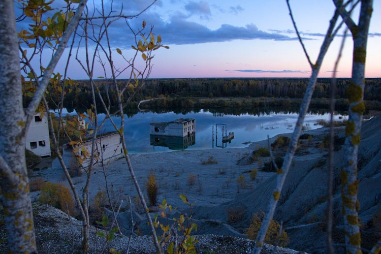 Rummu quarry