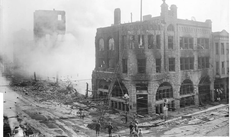 The Los Angeles Times Bombing