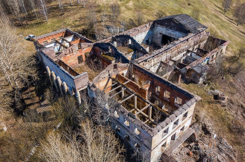 Verhnaia Gubakha – The strange abandoned Russian town