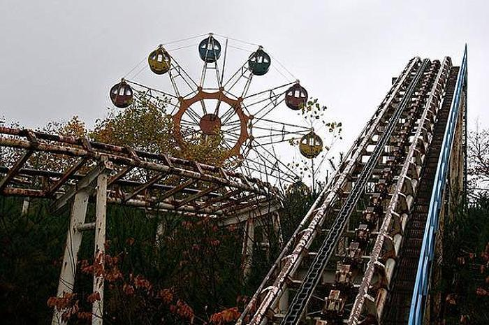 Takakanonuma Greenland Amusement Park