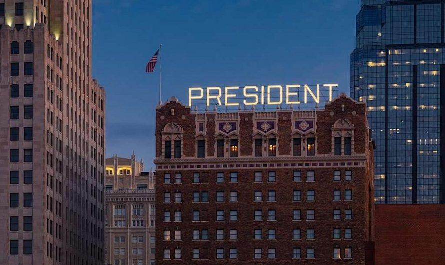 Hotel Mystery – President Hotel in Kansas City