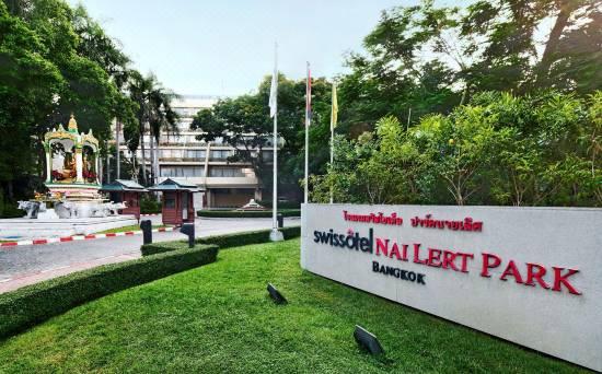 Hotel Mystery – Suite 352, Swissotel Nai Lert Park